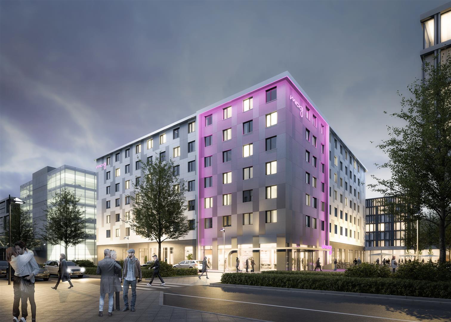 Hotel Moxy Berlin