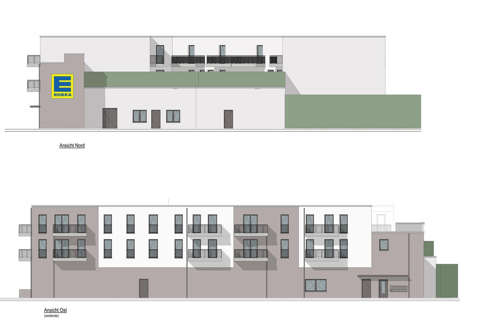 wohn und gesch ftshaus in hamburg saseler damm ten brinke gruppe. Black Bedroom Furniture Sets. Home Design Ideas