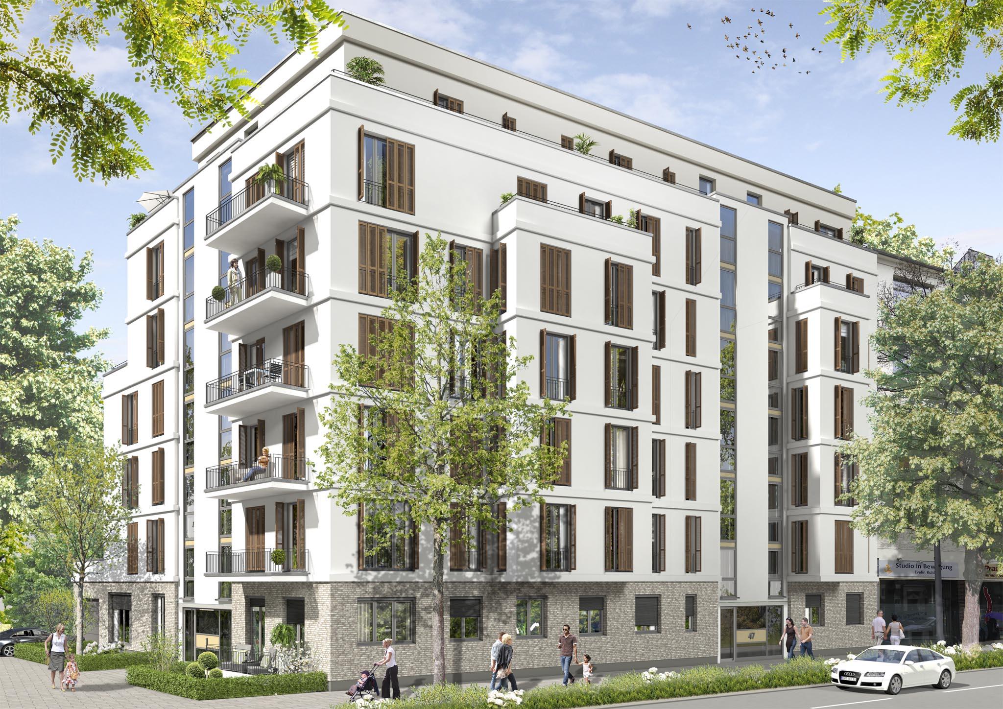 Eigentumswohnung mit tiefgarage berlin wilmersdorf ten for Zimmer berlin