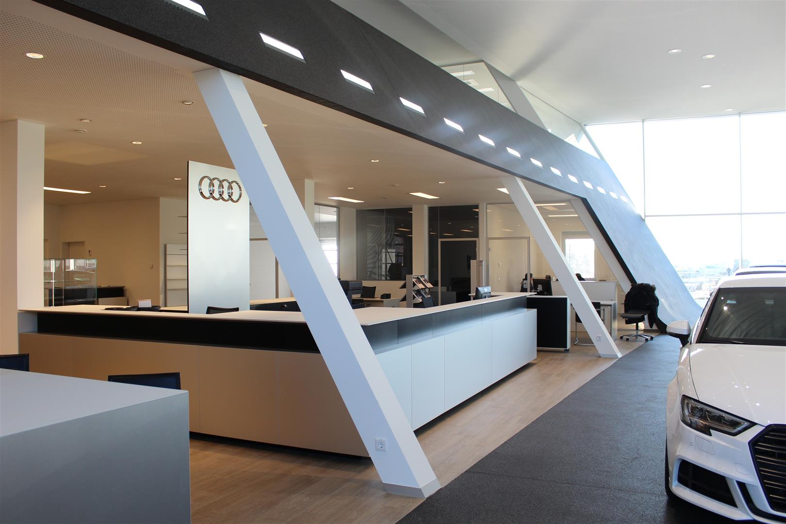 audi terminal brass in marburg ten brinke gruppe. Black Bedroom Furniture Sets. Home Design Ideas