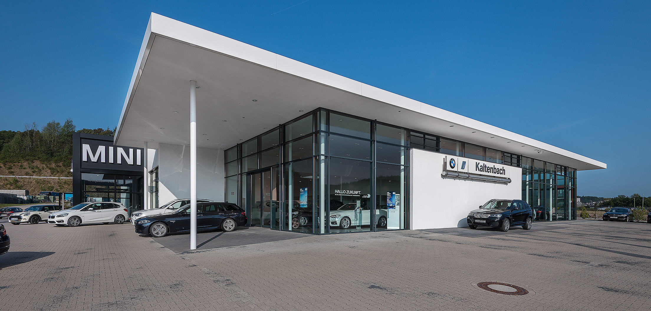 pictures from bmw dealer kaltenbach in olpe ten brinke group