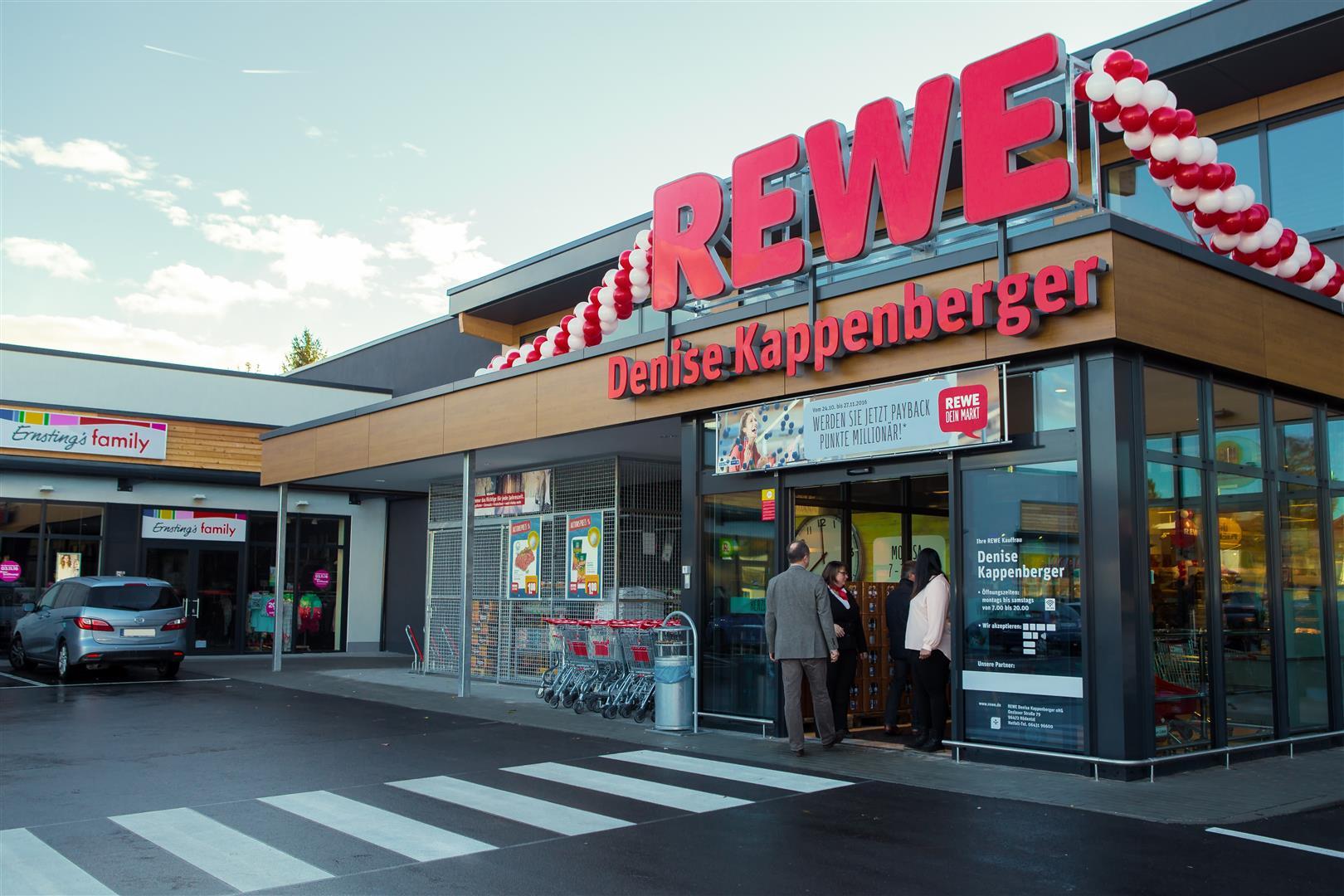Neubau Eines Einkaufszentrums In Rödental Oeslauer Straße 79 Ten