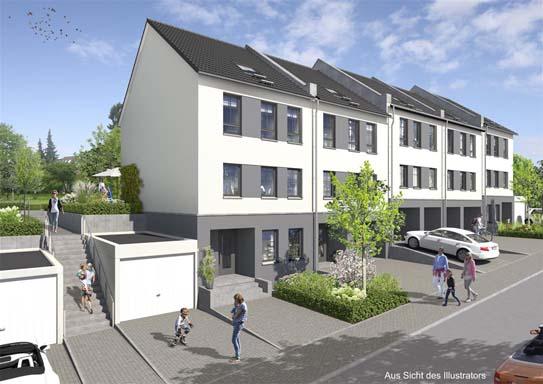 Stadthaus Wuppertal Reihenhaus Garten stadtnah Haus kaufen