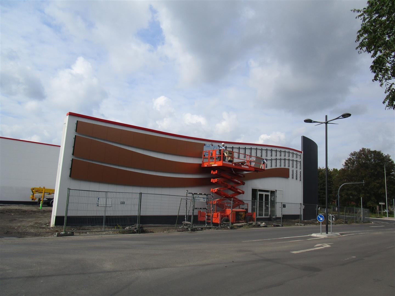 baufortschritt einkaufszentrum bero center in oberhausen ten brinke bau. Black Bedroom Furniture Sets. Home Design Ideas