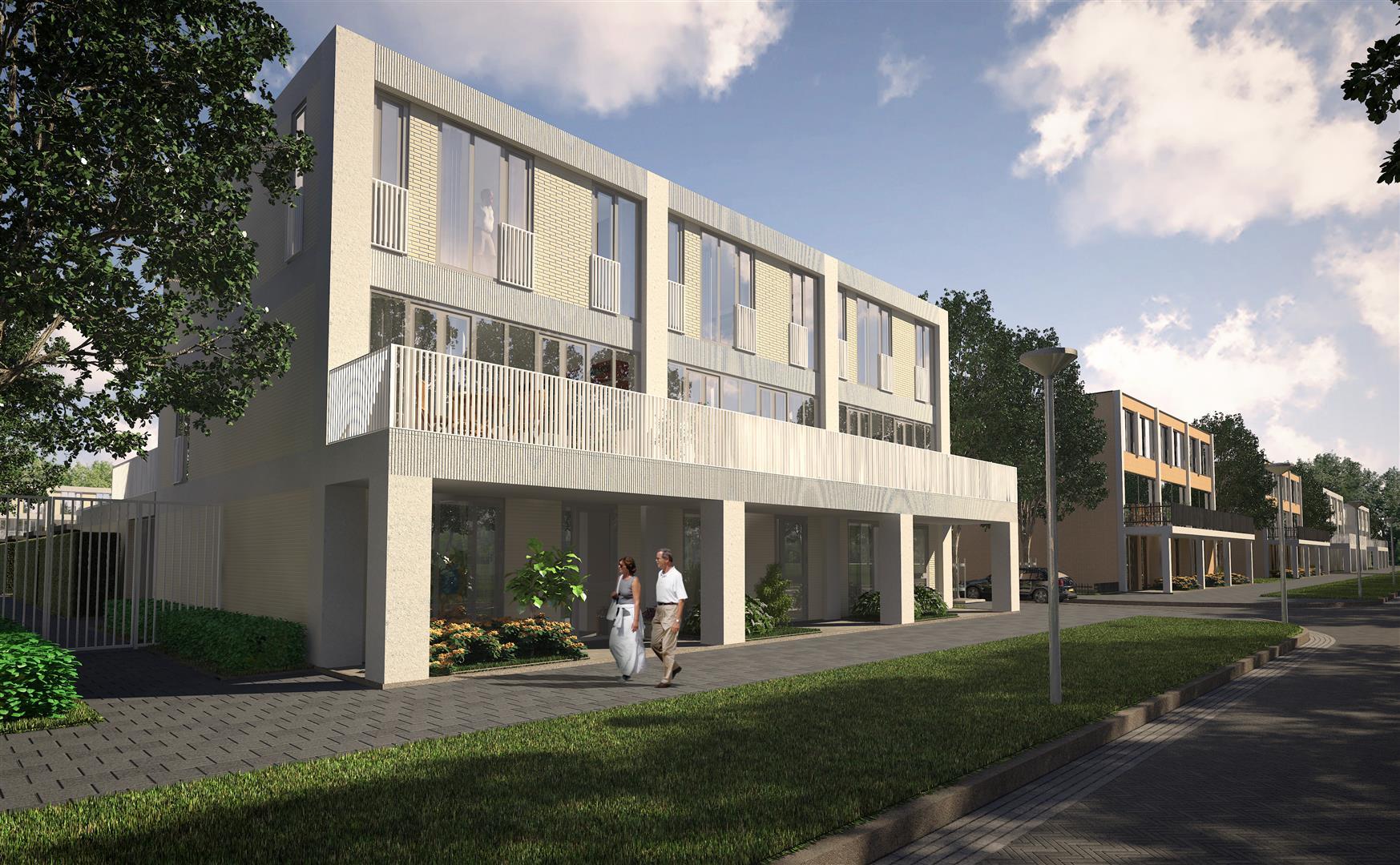 start bouw 108 huurwoningen hof van zuidwijk west in